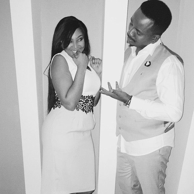 Ayanda and Sfiso Ncwane