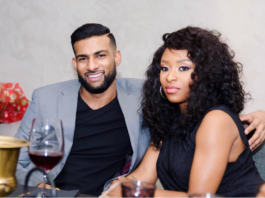 Brendon and DJ ZINHLE