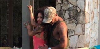 Kelly Khumalo and Vusi Nova