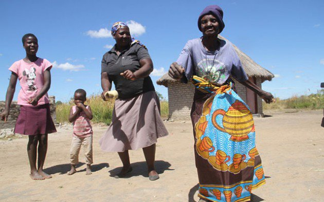 Mbuya-Dembo-dancing