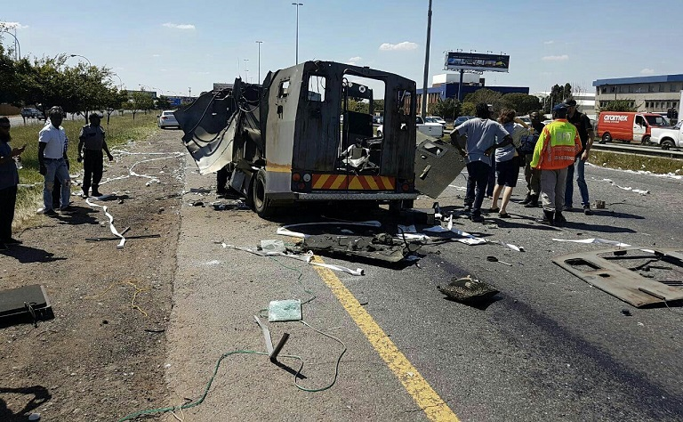 R1 Million Reward Offered For Arrest Of Robbers In Cash In