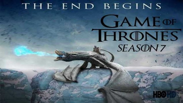 Game of Thrones - The End Begins