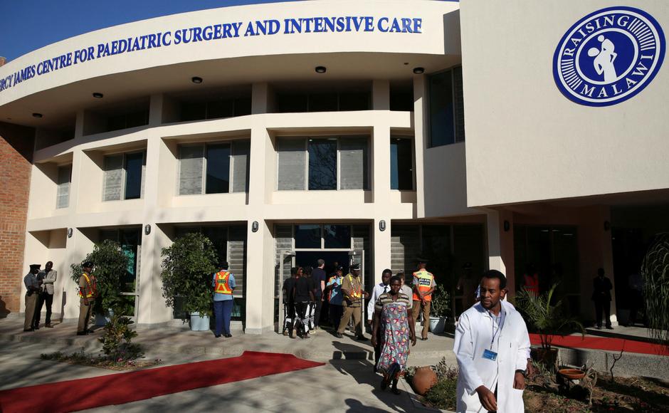 Mercy James Hospital
