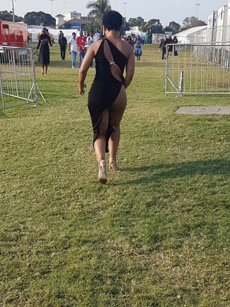 Zodwa Wabantu at Durban July
