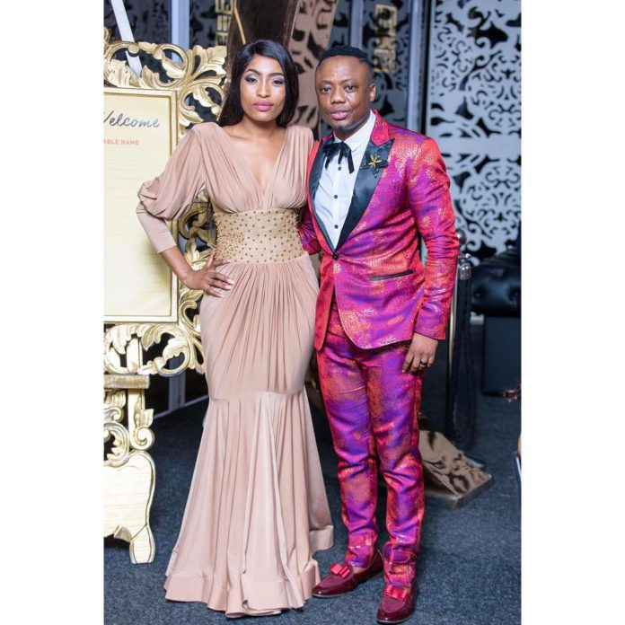 dj tira and wife