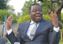MDC – T leader Morgan Tsvangirai