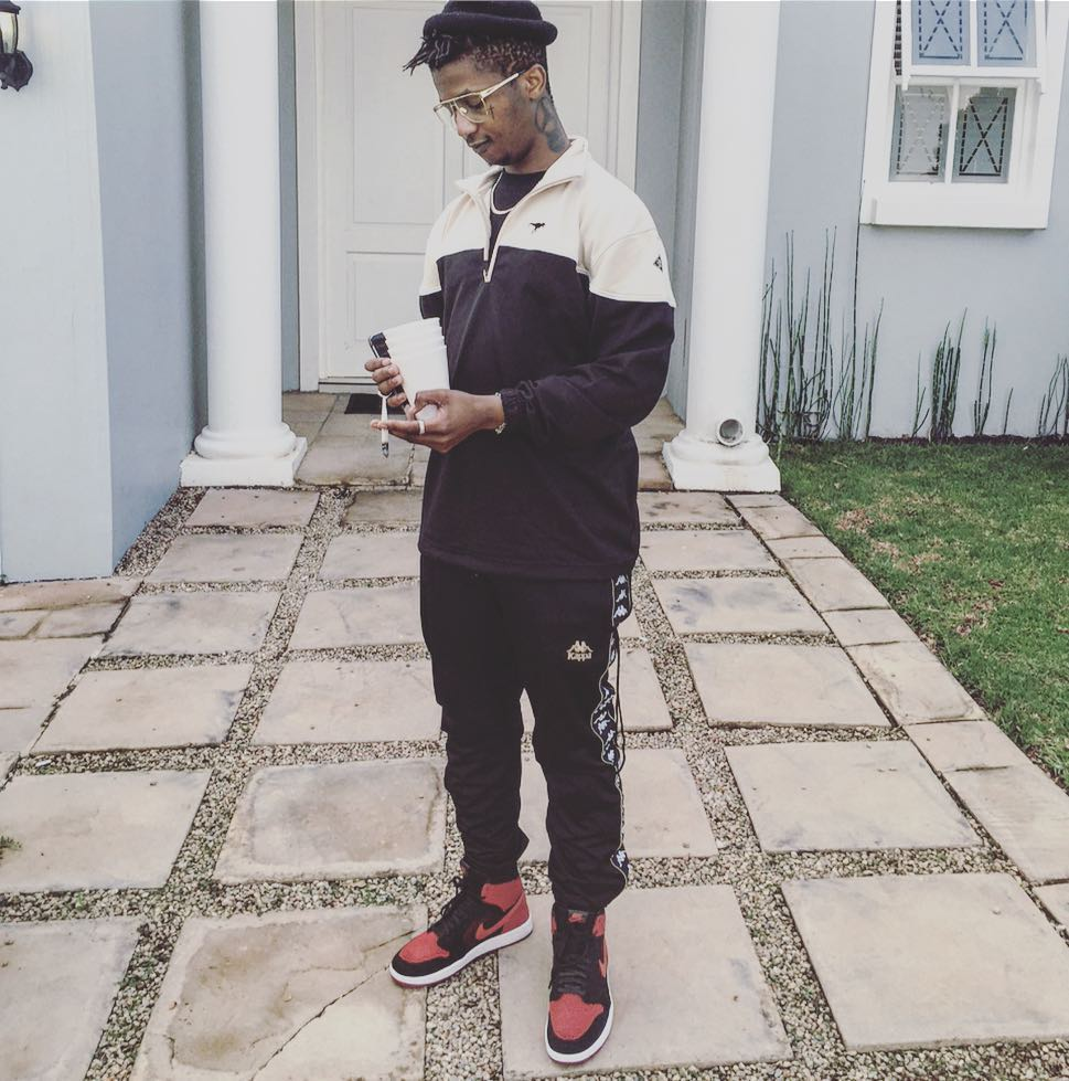 Viral News Home: Emtee Apologizes For His PEN!S Video That Has Gone Viral